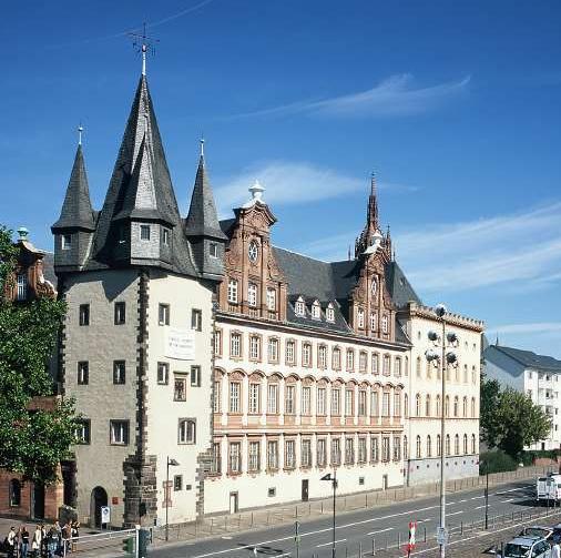 Altbau Historisches Museum Frankfurt (c) HMF Waltraud Krase