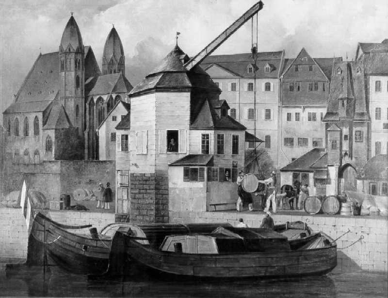 Schlendern durch die Stadtgeschichte © HMF, Horst Ziegenfusz