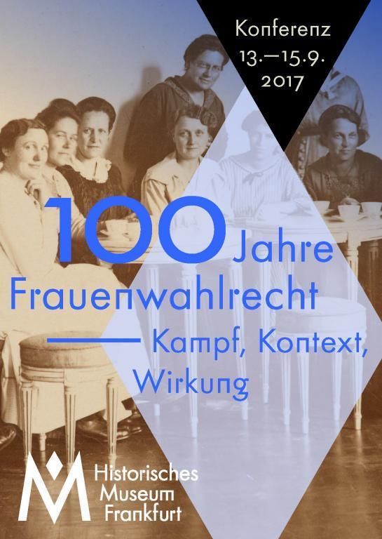 Tagung 100 Jahre Frauenwahlrecht (c) HMF