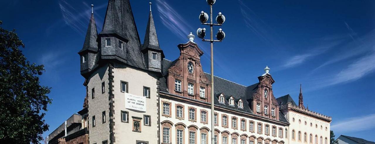 Altbau des Historischen Museums Frankfurt